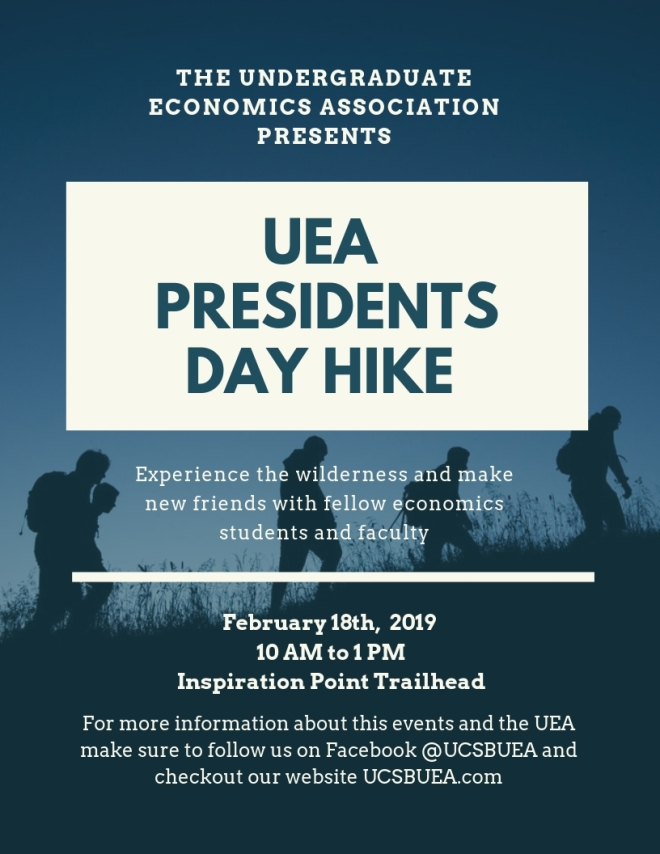 UEA FACULTY HIKE (1)